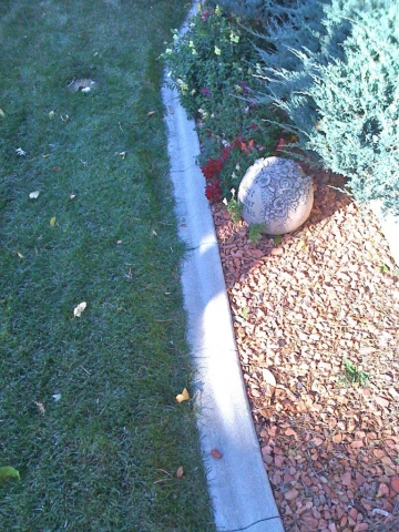 Old Curb 19 years